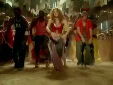 Shakira - Hips Don't Lie watch for free or download video